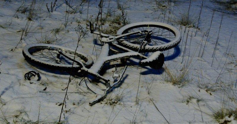 KW04 - Kein Fahrradwetter